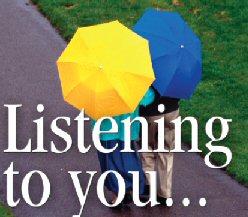 Listen To You Logo