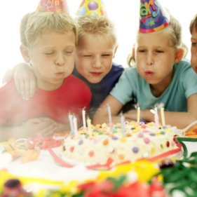 Childrens Party Image